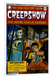 Foam board print  Creepshow - Entertainment Collection