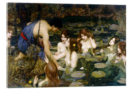 John William Waterhouse - Nymphs