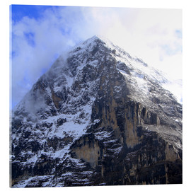 Gerhard Albicker - Eiger North Face