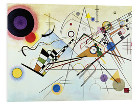 Wassily Kandinsky - Composition no. 8