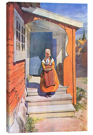 Canvas  Ännchen - Carl Larsson