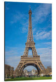 Fine Art Images - The Eiffel Tower of  Paris