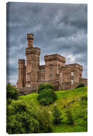 Canvas print  Inverness Castle - Walter Quirtmair