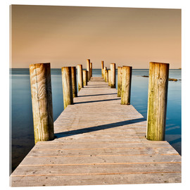 Acrylic print  nowhere - Jan Neumann
