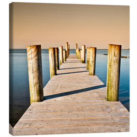 Canvas print  nowhere - Jan Neumann