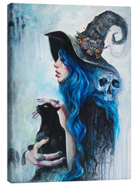Canvas print  Blue Witch - Tanya Shatseva