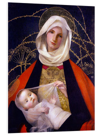 Forex  Madonna and Child - Marianne Stokes