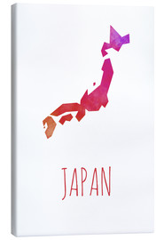 Canvas print  Japan - Stephanie Wittenburg