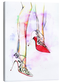 Canvas print  Hot high heels - Rongrong DeVoe