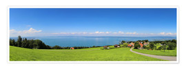 Premium poster  Bodensee - fotoping