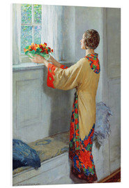 Foam board print  New day - William Henry Margetson