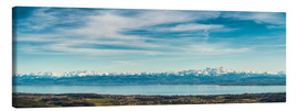 Canvas print  Lake Constance - Siegfried Heinrich