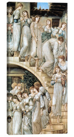 Edward Burne-Jones - The Golden Stairs