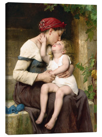 Canvas print  Mother and Child - Leon Bazile Perrault
