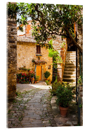 Acrylic print  Rural Tuscany, Italy - Reiner Würz