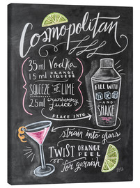 Canvas  Cosmopolitan Recipe - Lily & Val