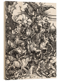 Albrecht Dürer - The Four Horsemen