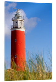 Acrylic print  Lighthouse on Texel - Anna Reinert