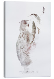 Canvas print  Fade-out - Robert Farkas