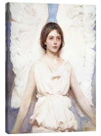 Canvas print  Angel - Abbott Thayer