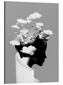 Aluminium print  Its a cloudy day - Robert Farkas