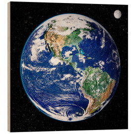 Wood  Earth from space - Nasa
