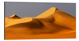 Aluminium print  Great Sand Sea, Sahara - Moser