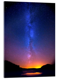 Acrylic print  Magic of the Milky Way - Thomas Heaton