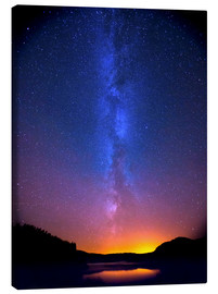 Canvas print  Magic of the Milky Way - Thomas Heaton