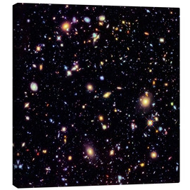 Canvas  Hubble Extreme Deep Field - Nasa