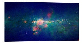 Nasa - Milky Way (infrared image)