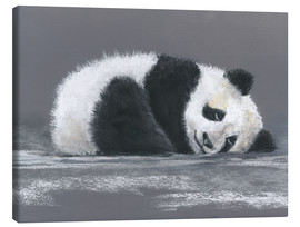 Canvas print  Panda - Jitka Krause