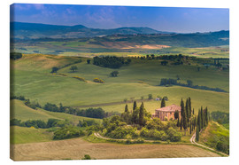 Canvas print  Tuscany Italy - Fine Art Images