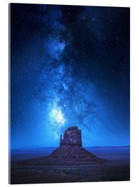 Acrylic glass  Monument Milkyway - Juan de Pablo