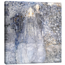 Canvas  Silver Apples - Margaret MacDonald Mackintosh
