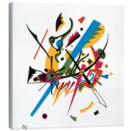 Canvas print  Small worlds - Wassily Kandinsky