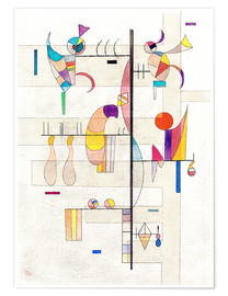 Premium poster  distribution - Wassily Kandinsky