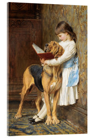 Acrylic glass  Compulsory education - Briton Riviere