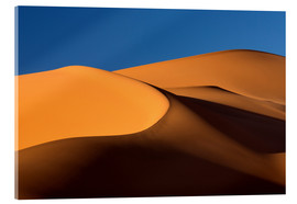 Acrylic print  Sand sea - Lee Frost