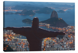 Angelo Cavalli - Christ the Redeemer, Corcovado