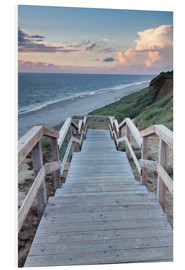 Forex  Stairs down to the beach, Sylt - Markus Lange