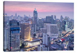 Canvas print  Bangkok skyline - Alex Robinson