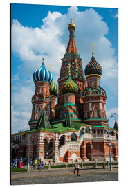Michael Runkel - St. Basil's Cathedral, Moscow
