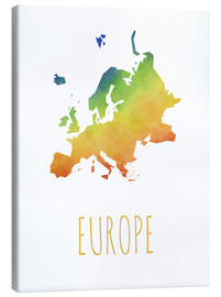 Canvas print  Europe - Stephanie Wittenburg