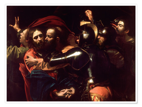 Premium poster Arrest of Christ