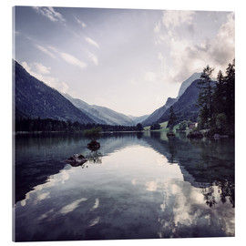 Acrylic print  Hintersee in Ramsau - Oliver Henze