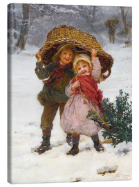 Frederick Morgan - Christmas time