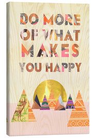 Canvas  Do more of what makes you happy - GreenNest