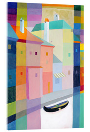 Acrylic print  Venetian play of colors - Eugen Stross