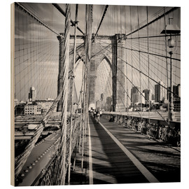 Melanie Viola - NYC Brooklyn Bridge Flair